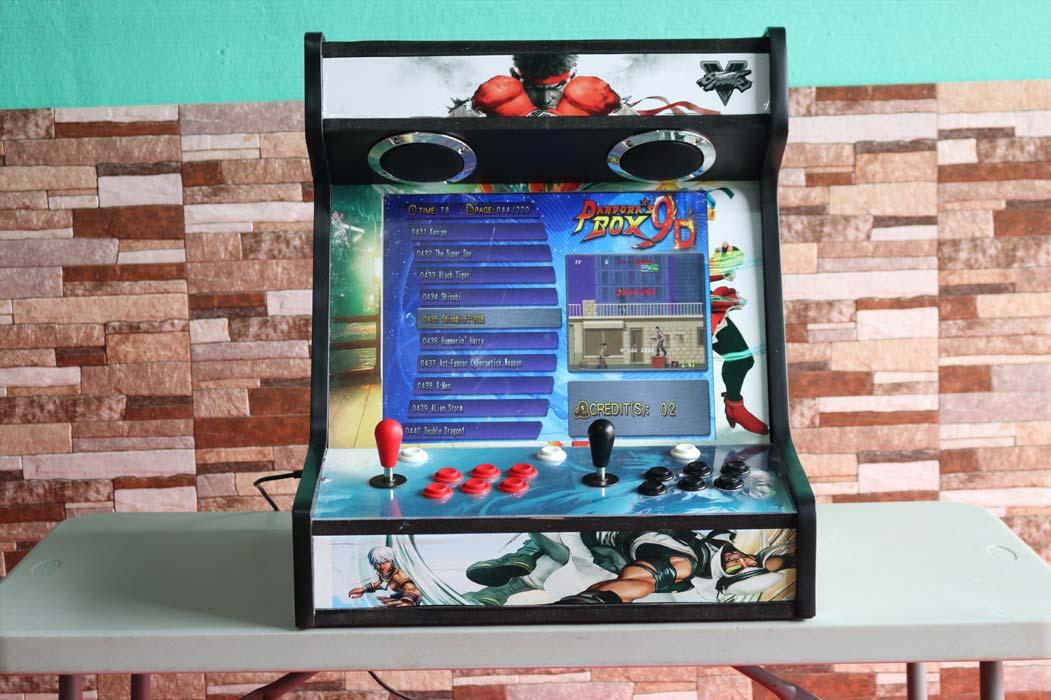 Máquina juegos Recreativos Arcade